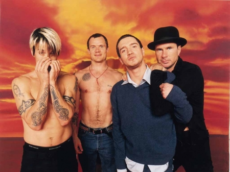 red hot chili peppers californication palco mp3