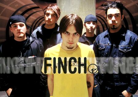 Finch Perfection Through Silence Música - Finch...