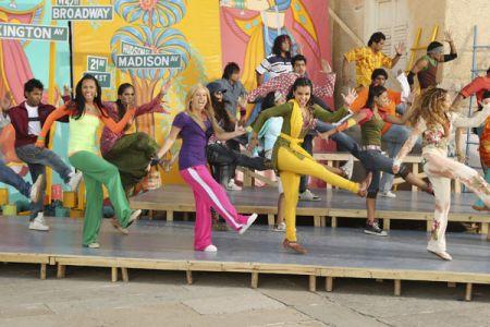 Cheetah Girl Dance