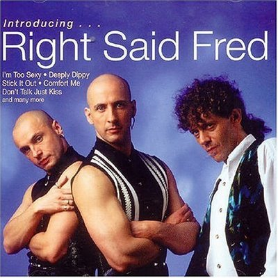 Right said fred too sexy nude picture 56