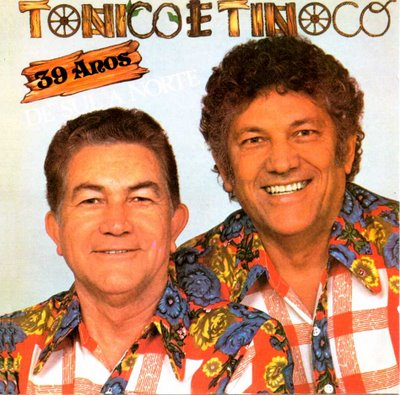 discografia de tonico e tinoco para