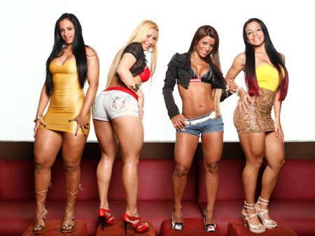 image Baile funk brazil nude public