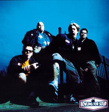 from Houston im gay bowling for soup