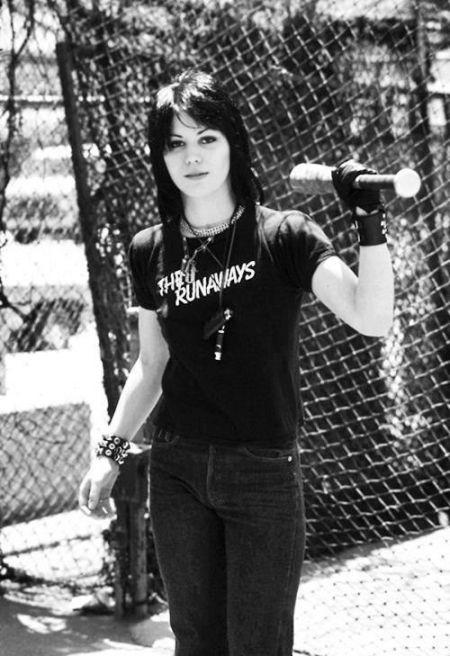 Rock And Roll Games >> Joan Jett fotos (15 fotos) no Kboing