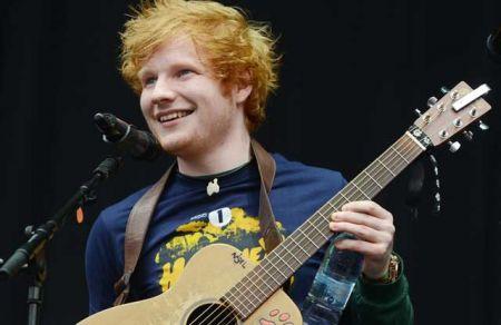 Ed Sheeran fotos (20 fotos) no Kboing