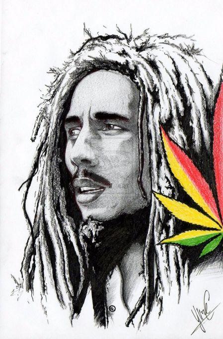 Bob Marley Fotos 34 Fotos No Kboing Bob Marley Desenho Para Colorir
