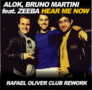 Hear Me Now Feat Zeeba Alok Bruno Martini Ouvir Musica